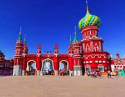 满洲里俄罗斯套娃广场在哪都有什么