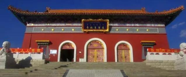 呼伦贝尔海拉尔达尔吉林寺