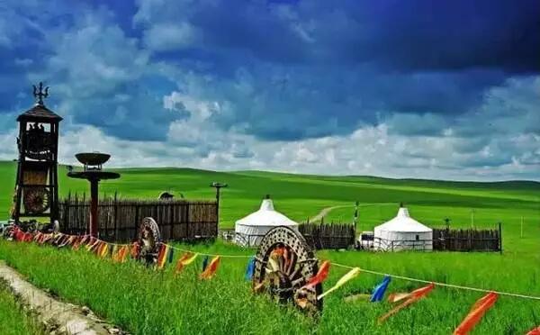 呼伦贝尔大草原7天亲子游开启草原之旅