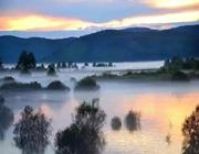 呼伦贝尔中国冷极根河一日游