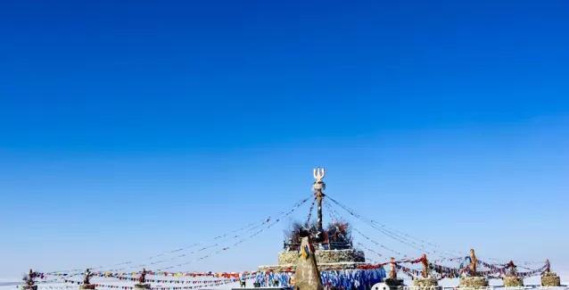 蒙古族敖包