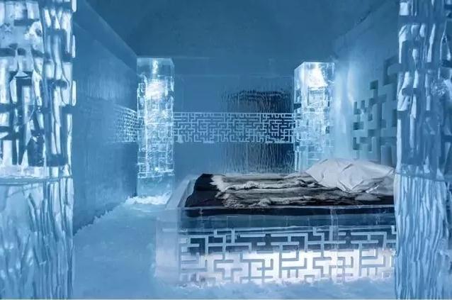 呼伦贝尔根河敖鲁古雅Ice Hotel标间