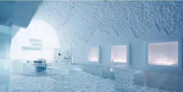 呼伦贝尔根河敖鲁古雅Ice Hotel包房