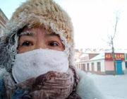 零下38.8度中国冷极呼伦贝尔根河气温再创新低