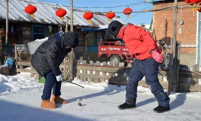 """到金河""""中国冷极村""""看看"""
