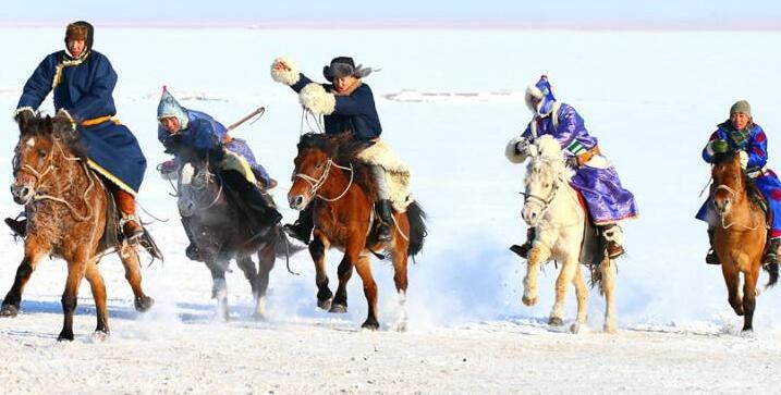 内蒙古第十五届冰雪旅游那达慕