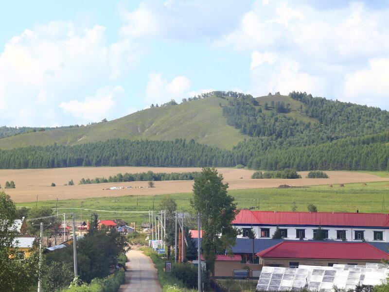莫尔道嘎太平川民俗村