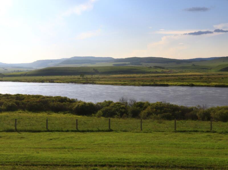 莫尔道嘎额尔古纳河