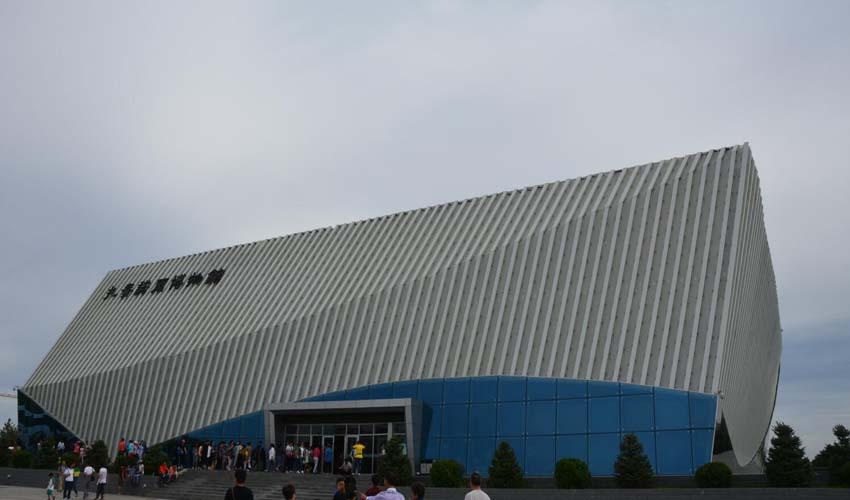 满洲里扎赉诺尔博物馆一览