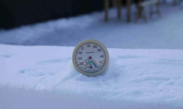 根河517工队冰天雪地冷极节