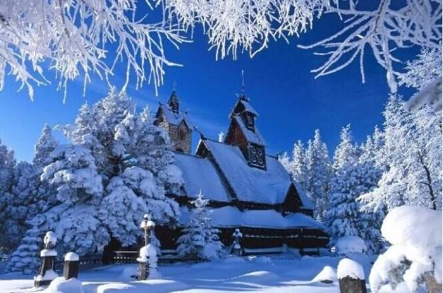 """呼伦贝尔最低气温将达到-47℃ 根河的""""四九""""天太冷了"""