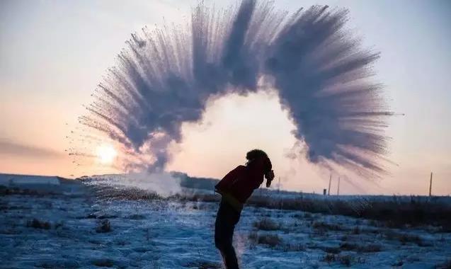 中国最冷的地方