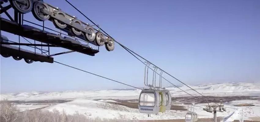 呼伦贝尔牙克石凤冠滑雪场怎么样