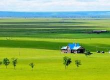 呼伦贝尔巴彦呼硕草原旅游度假景区