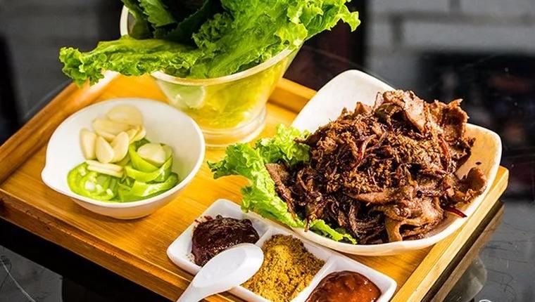 海拉尔首尔时蔬牛肉