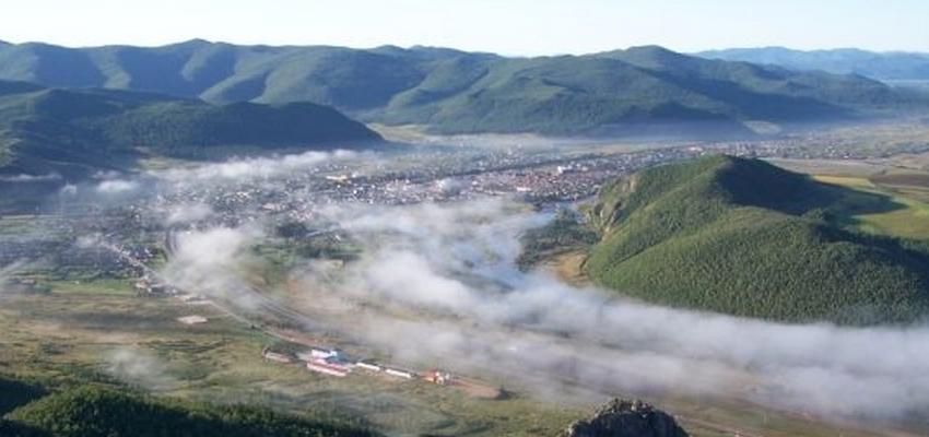 牙克石巴林镇喇嘛山