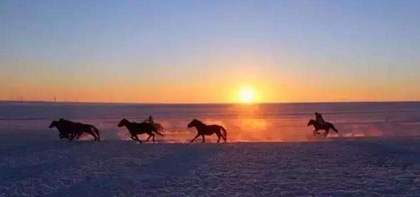 2018呼伦贝尔大草原冬季旅游线路路线