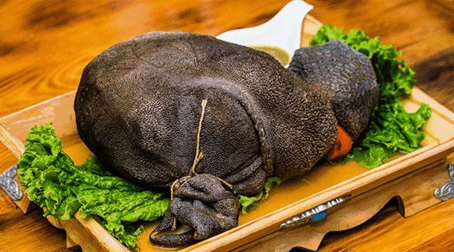 海拉尔孛尔金餐厅 正宗蒙餐菜谱让你食指大动