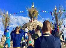 巴尔虎草原宝格德乌拉圣山在哪以及祭祀时间
