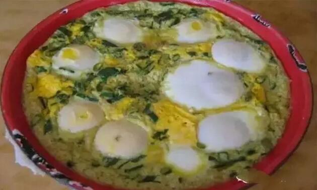 大兴安岭林区的卧鸡蛋