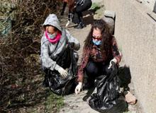 牙克石市文化馆春季环境卫生综合整治专项行动介绍