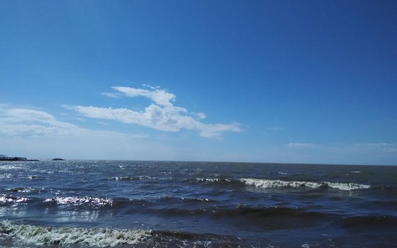 呼伦贝尔大草原呼伦湖