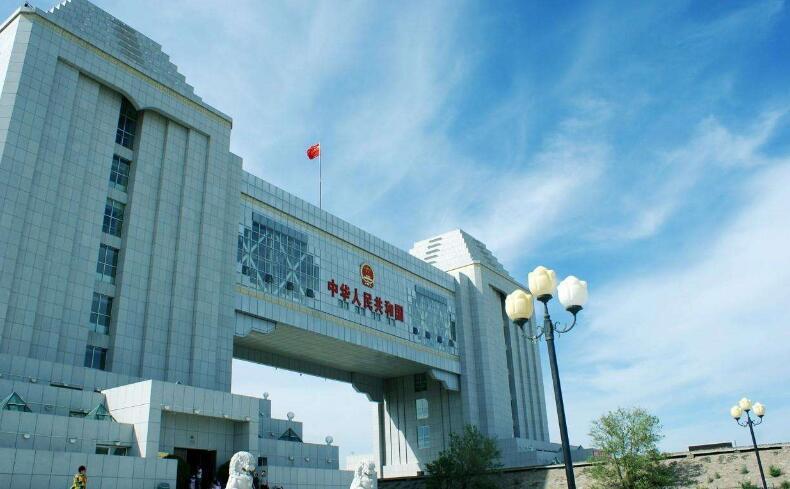 呼伦贝尔大草原国门景区图片