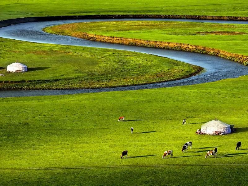 呼伦贝尔草原、额尔古纳湿地、北山一日游线路查看
