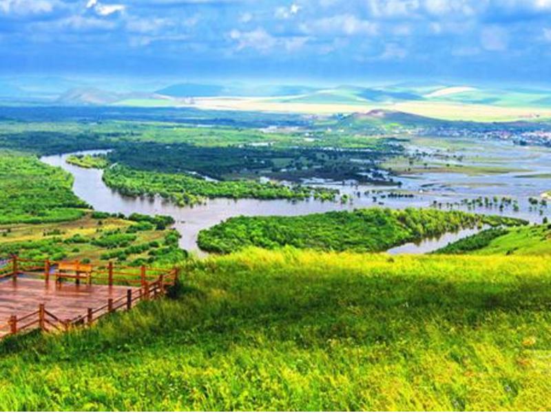 呼伦贝尔草原、额尔古纳湿地、北山一日游