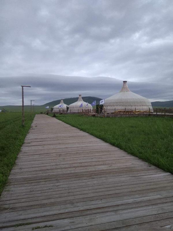 呼伦贝尔住宿蒙古包