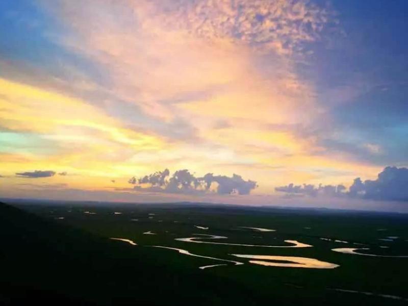 令人着迷的186彩带河名字的由来及美丽的风景介绍照片