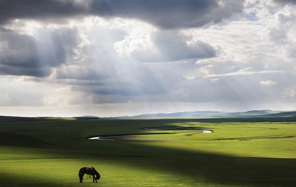 呼伦贝尔越野车草原穿越1日游