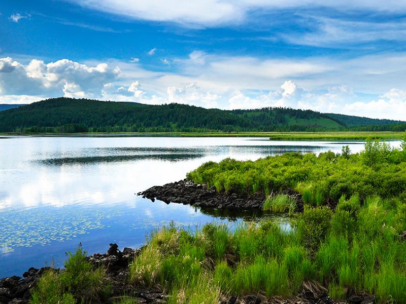 7天6晚呼伦贝尔-阿尔山-室韦-莫尔道嘎旅游路线杜鹃湖