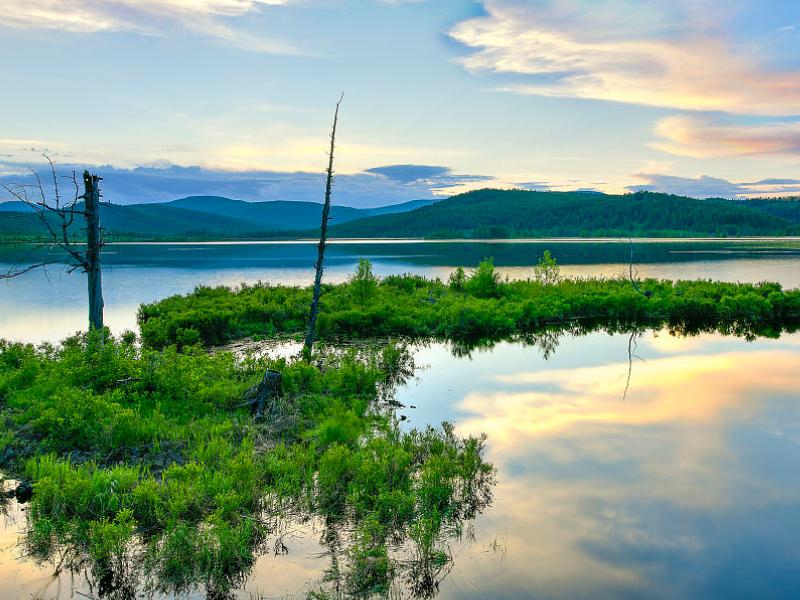 6天5晚呼伦贝尔大草原-阿尔山-室韦-,满洲里旅游线路杜鹃湖