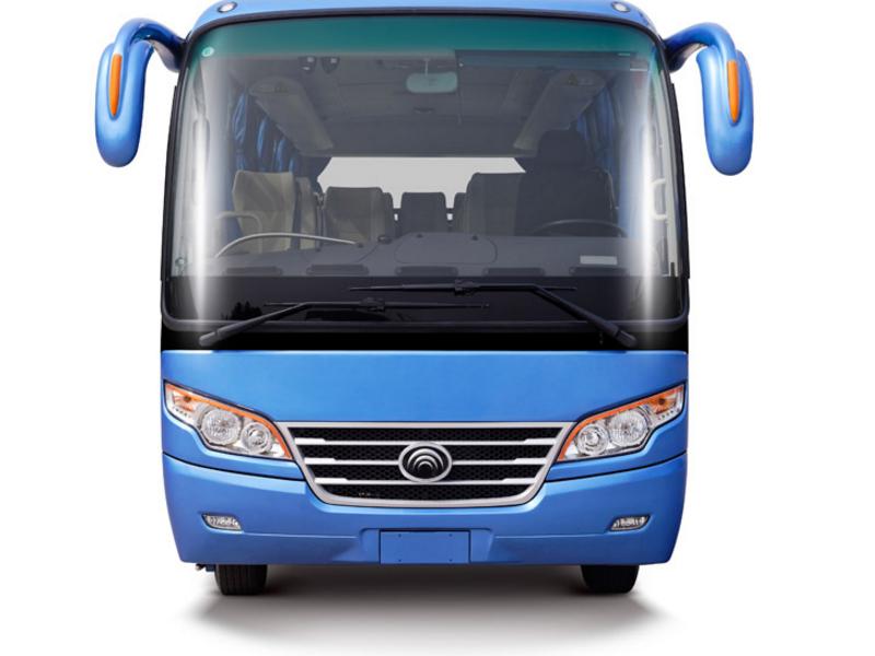33座舒适客车包车信息正面