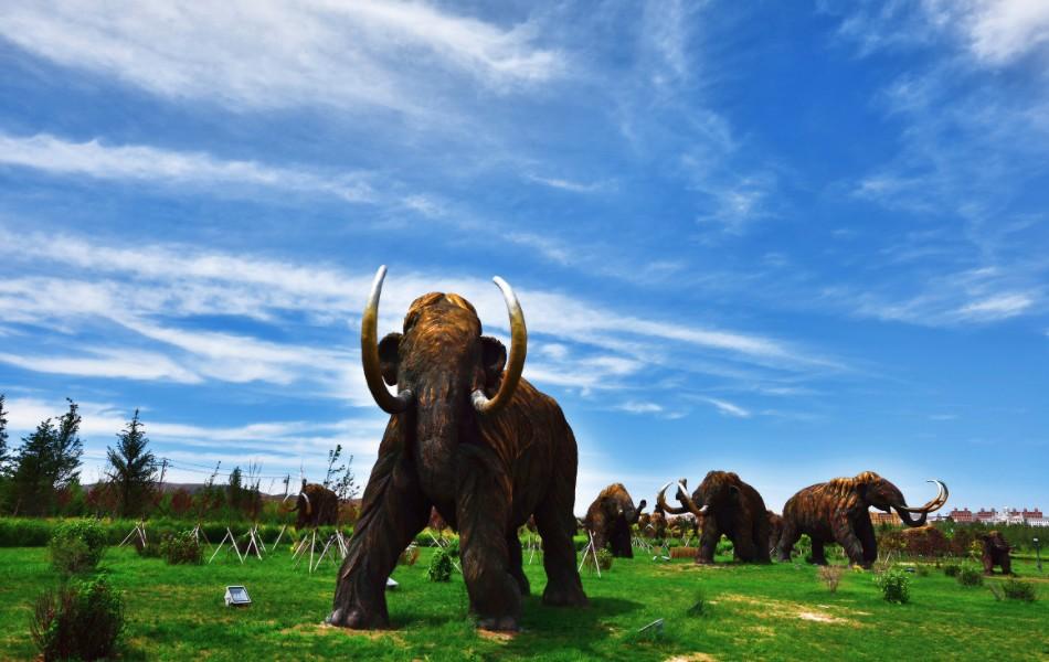 蒙古王尊享大草原南北线5日游