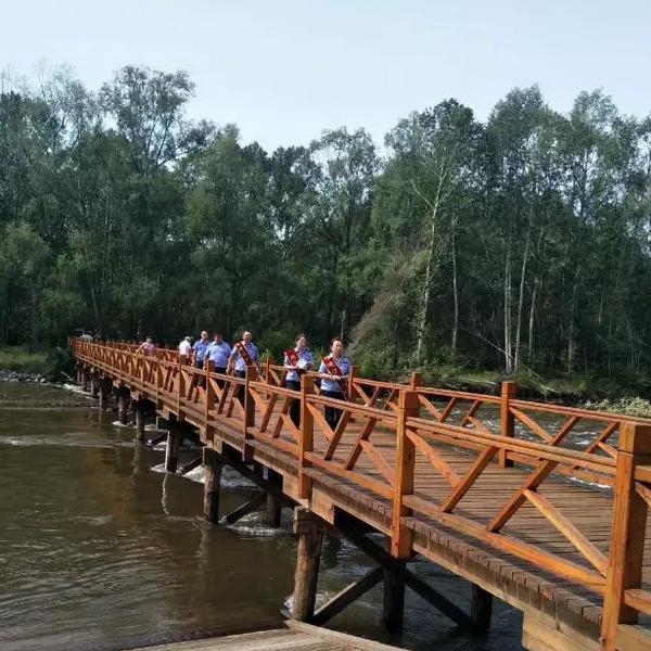 呼伦贝尔额尔古纳旅游景区环保宣传活动简介
