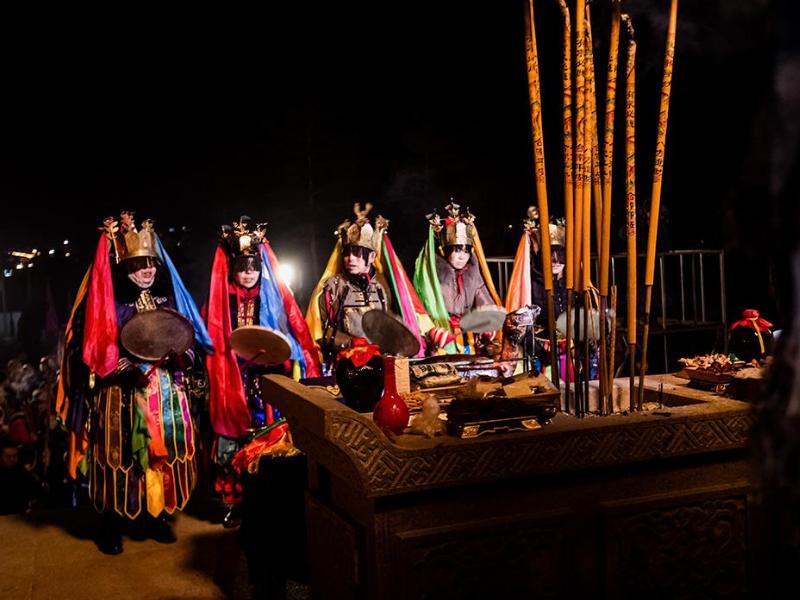 大兴安岭特色民俗文化篝火节的由来