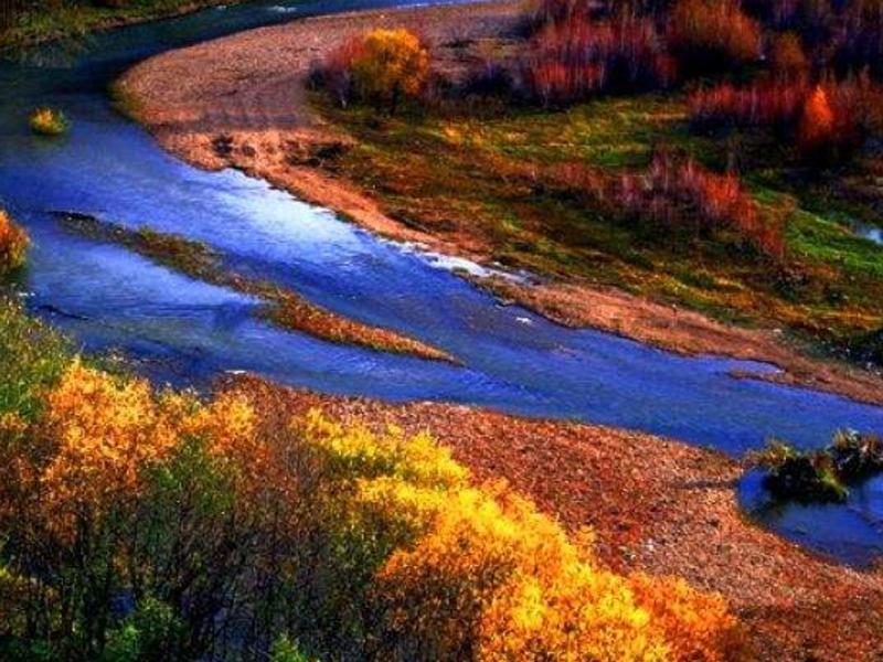蒙古王尊享呼伦贝尔南北线旅游五日游路线