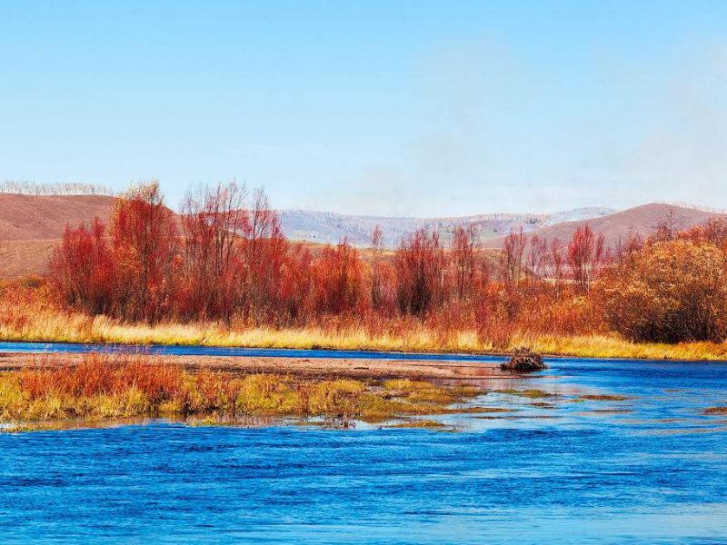 蒙古王尊享5天4晚呼伦贝尔南北线旅游路线