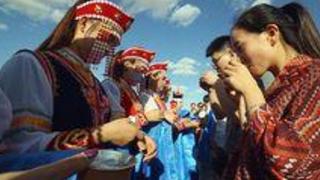 蒙古族的民俗下马酒礼仪是怎么来的