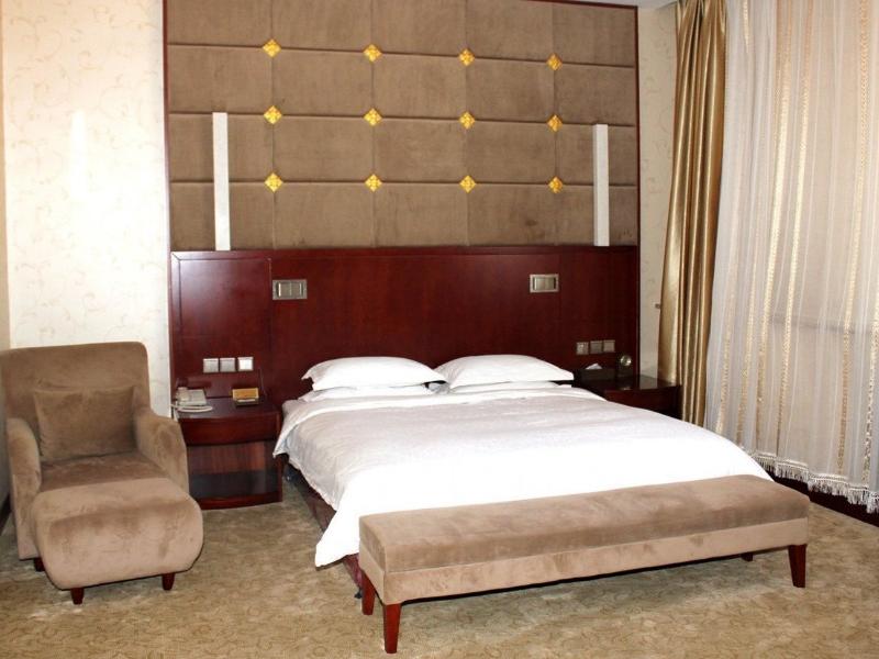 满洲里口岸国际大酒店图片