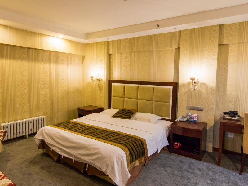 呼伦贝尔海拉尔立领大酒店图片
