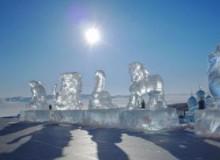 呼伦贝尔零下40°C日常生活一览