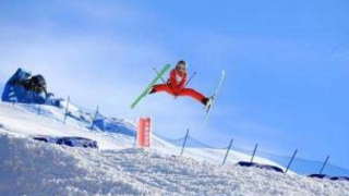 2018呼伦贝尔冰雪那达慕扎兰中金龙山滑雪节活动