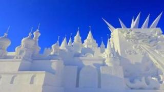 2018满洲里冬季冰雪节主题园区建设情况介绍