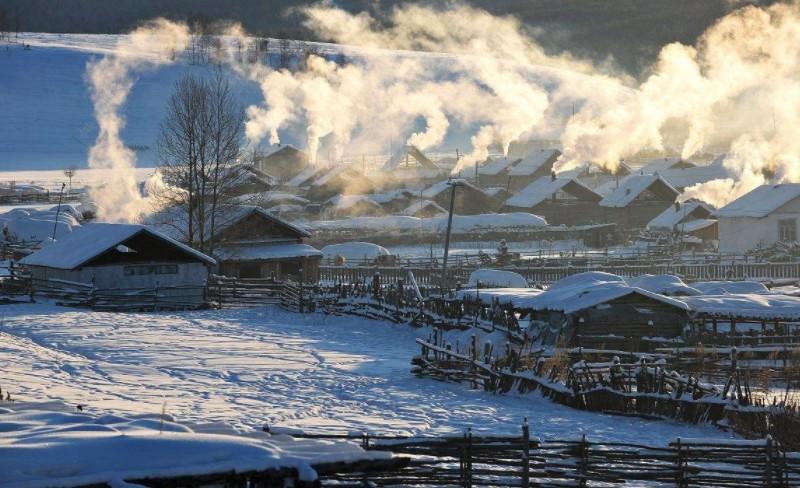 冬天呼伦贝尔四日三晚旅游线路门票价格