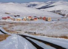 """内蒙古牙克石被评为""""中国冰雪之都"""""""