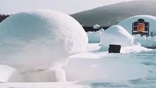 阿尔山冬天的美景图片一览