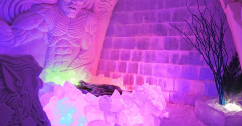 呼伦贝尔冰雪酒店